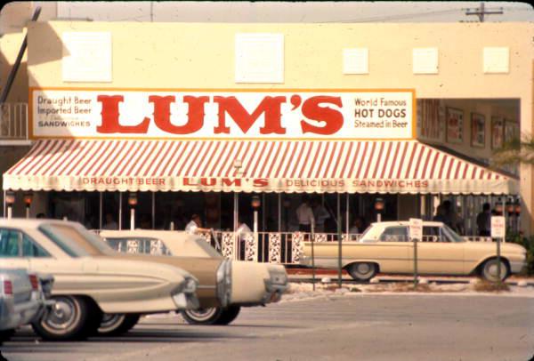 Lum's restaurant.