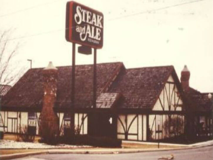 Steak and Ale.